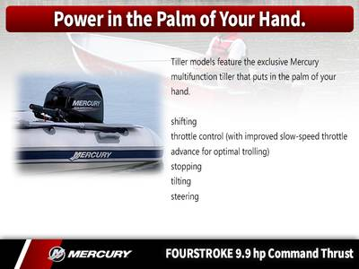 2018 Mercury Marine® FourStroke 9 9 HP Command Thrust Base | Club